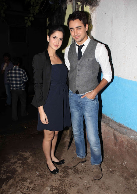 imran and katrina on the sets of comedy circus ka naya daur images