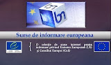 Surse de informare europeană: