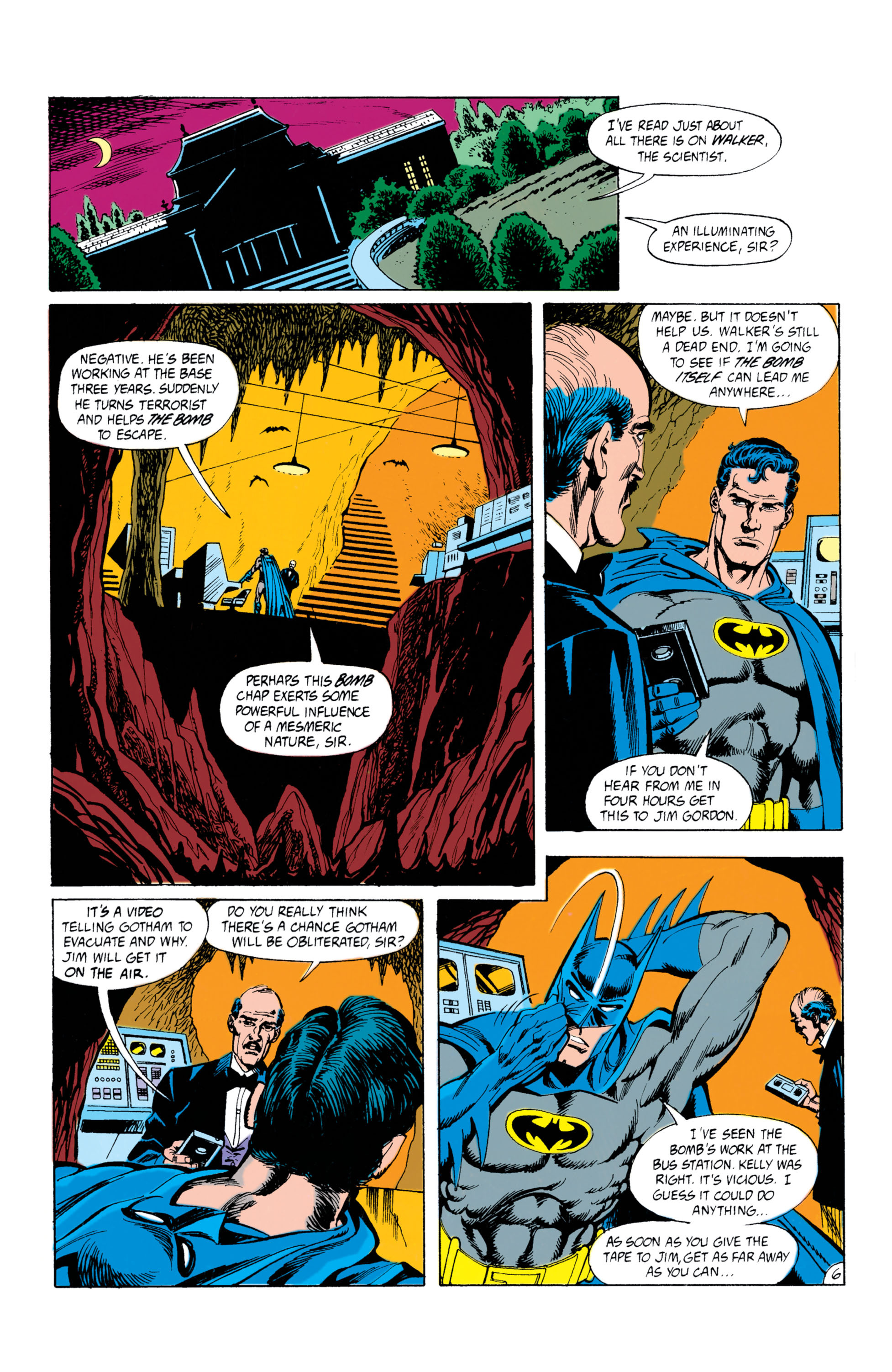 Detective Comics (1937) Issue #638 Page 7