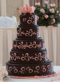 Wedding Collections Chocolate Cake A Beautiful And Delicious For