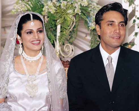 wedding photos of pakistani actors actress models