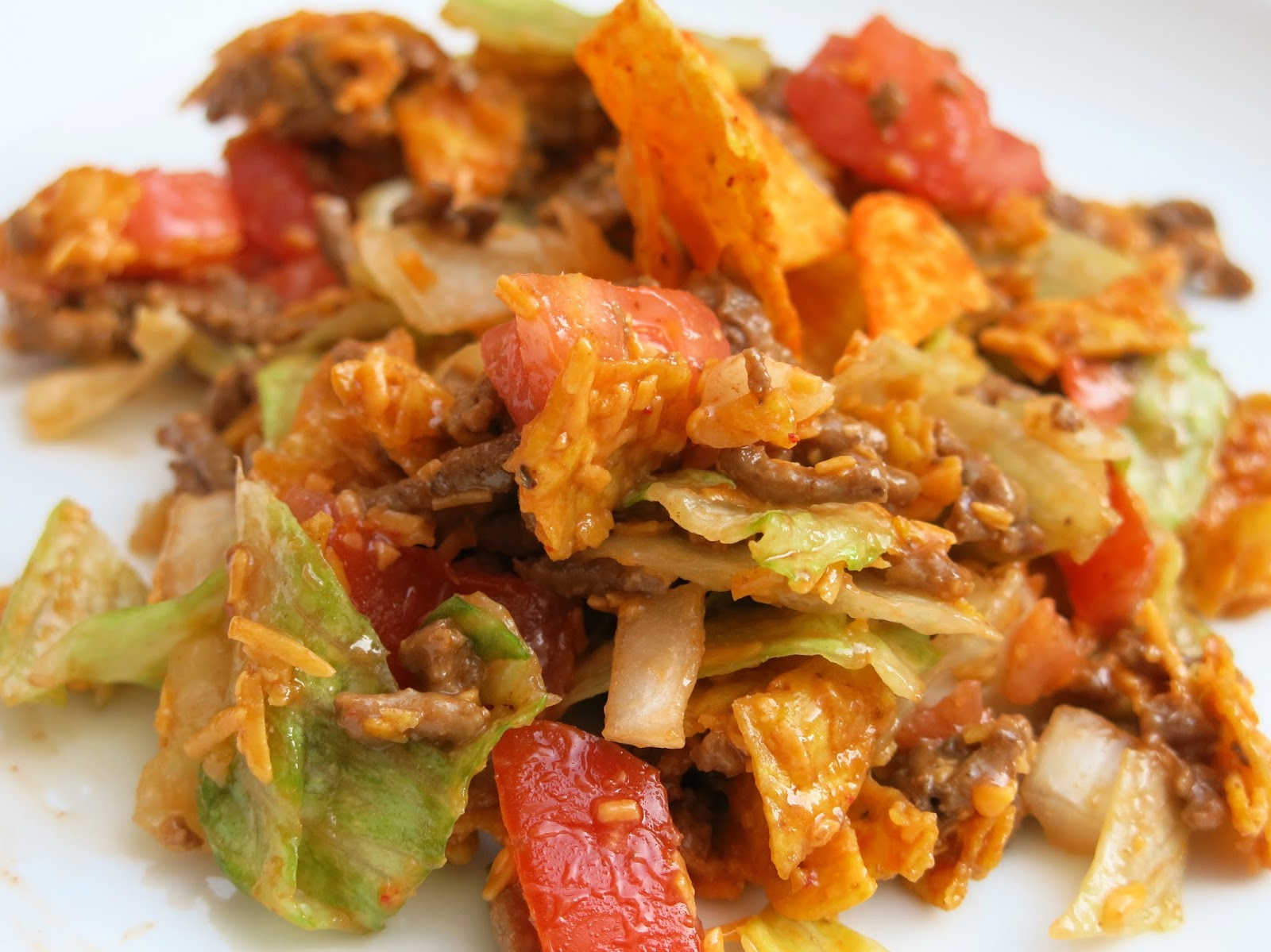 Caker Cooking: Taco Salad