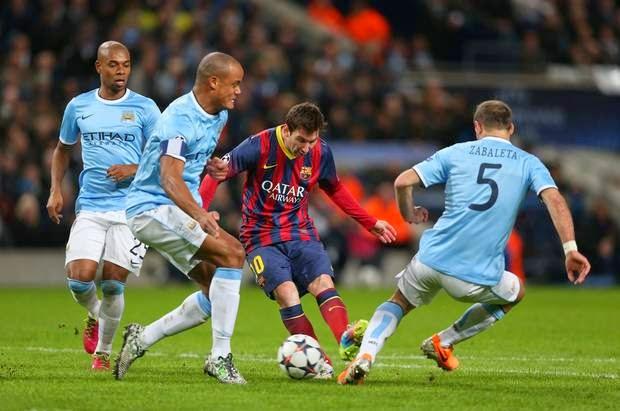 Prediksi Skor OGC Nice vs Barcelona 3 Agustus 2014