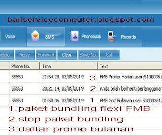mempercepat download internet flexi evdo