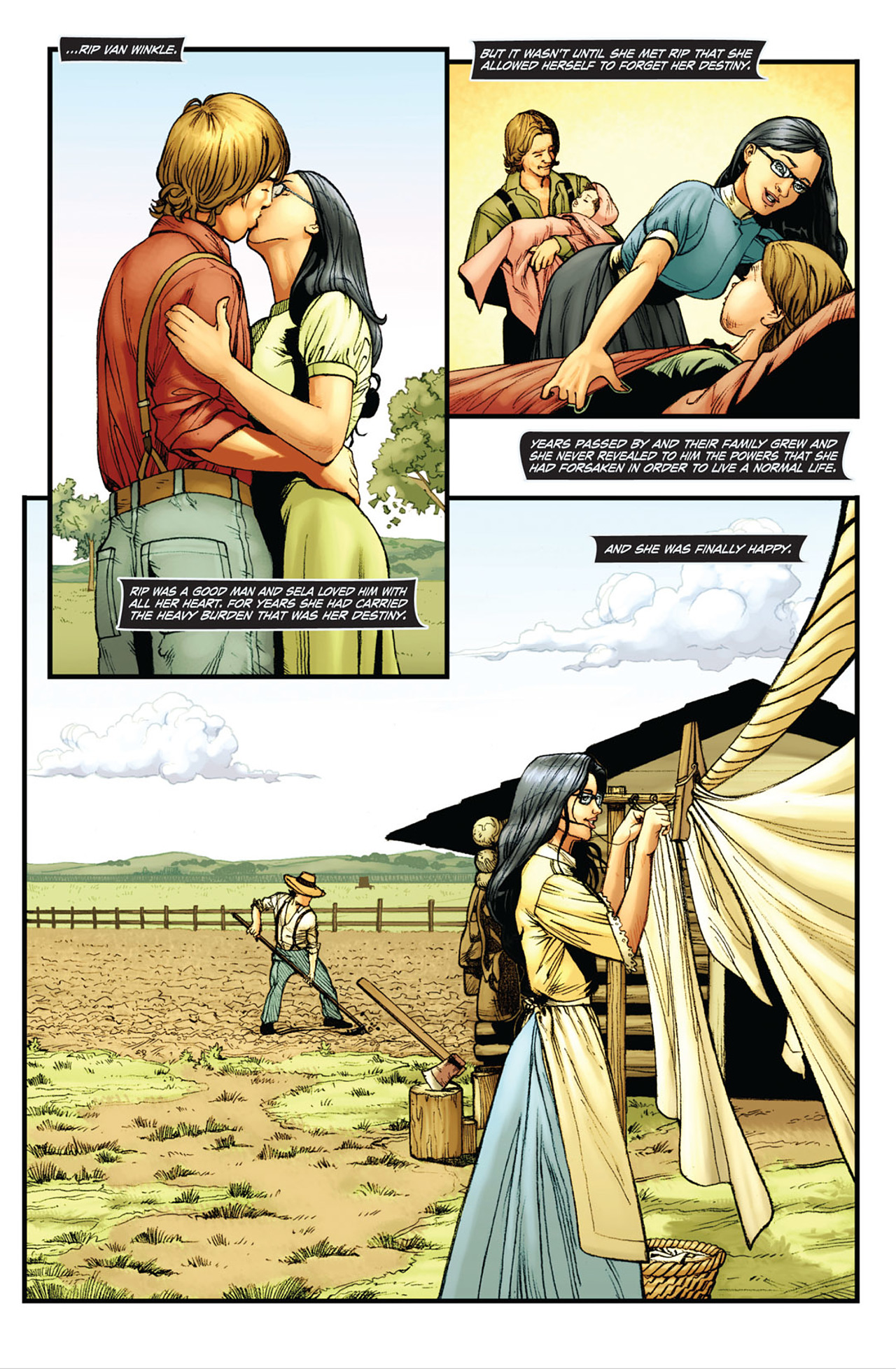 Grimm Fairy Tales (2005) Issue #30 #33 - English 6