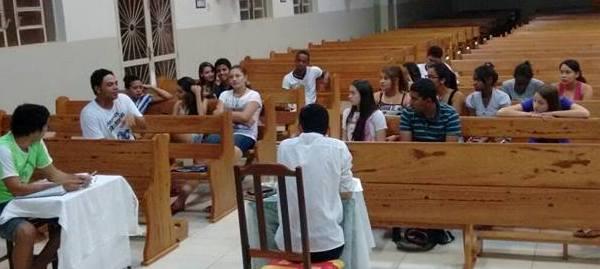 JM de Alvorada (TO) se prepara para acolher jovens da Diocese de Porto Nacional