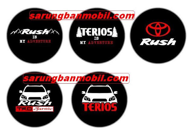 Cover Ban Mobil Daihatsu Terios dan Toyota Rush
