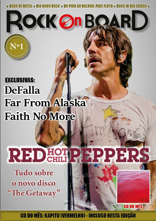 Revista Rock On Board