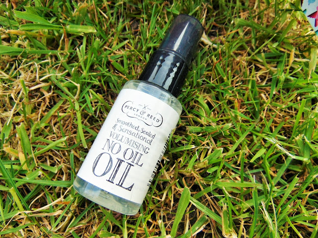 Birchbox Royally good April edition percy & reed no oil oil