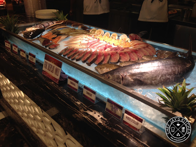Buffet 101 Seafood Grill