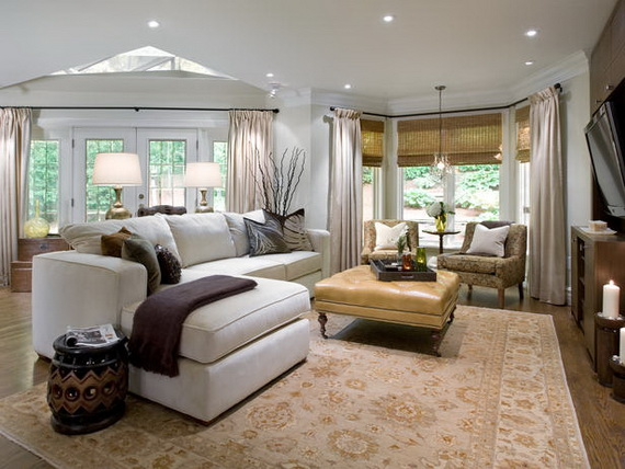 Best Living Room Designs by Candice Olson | Interior Decorating ...