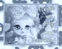 Premio para el Blog