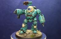 Cómo pintar Adeptus Mechanicus Kastelan Robots