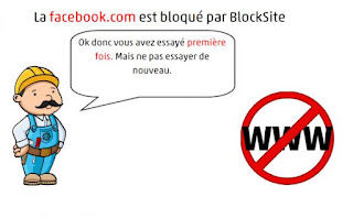 Sites Web bloqués