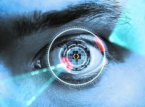 虹膜識別技術