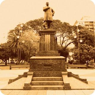 Praça Barão do Rio Branco, Uruguaiana