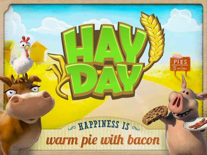 Download and Play Hay Day on PC