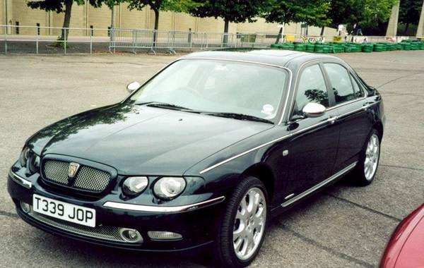 rover 75 and mg zt online special models. Black Bedroom Furniture Sets. Home Design Ideas