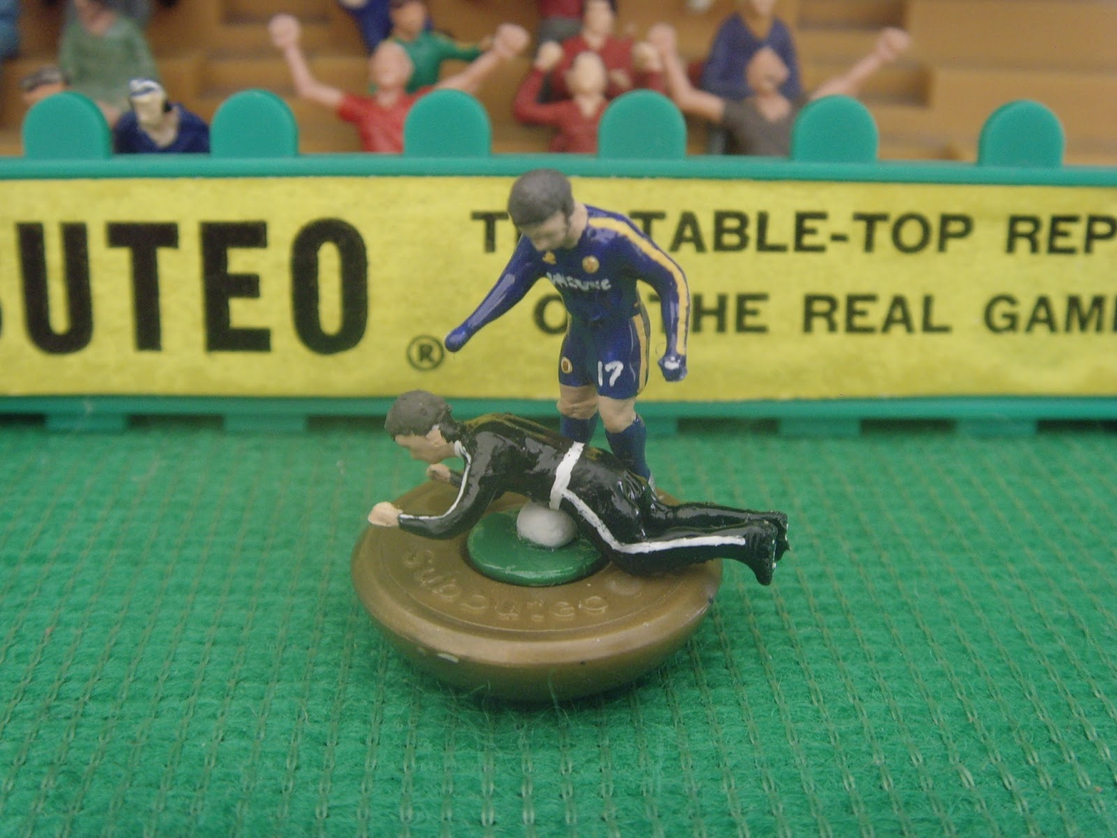 Eden Hazard's ballboy incident given Subbuteo treatment