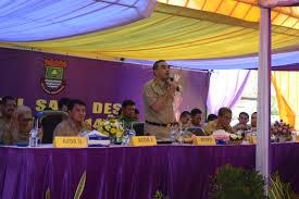 Pembangunan Masyarakat Desa Termasuk Program PBB