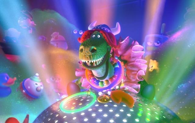 Короткометражка от Pixar.