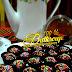 Biskut Raya 2015 - Chocolate Rocher Cookies