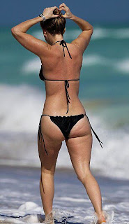 alice eve bikini candids at a beach in miami picx