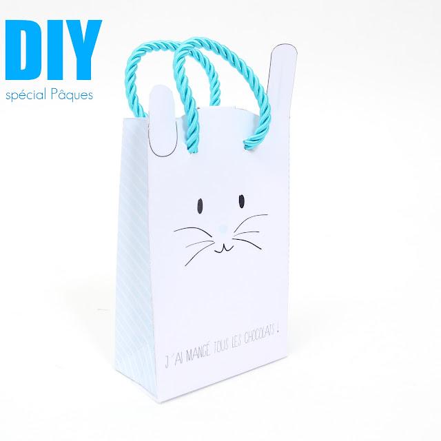 DIY sac à oeufs