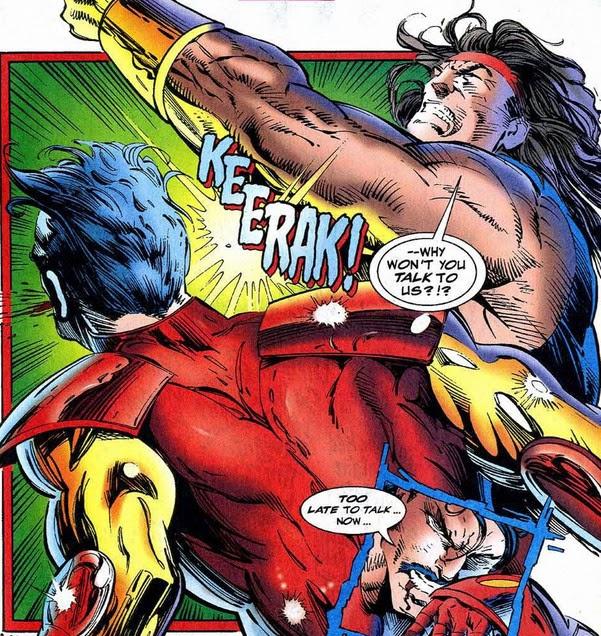 Avengers 393 Iron Man Hercules
