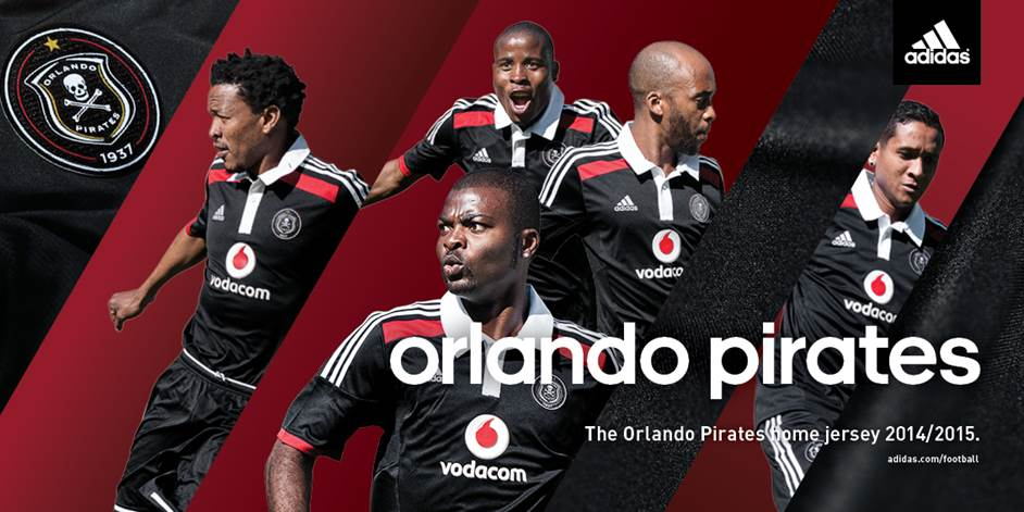 For the 2013-14 season, Orlando Pirates returned to the traditional ...