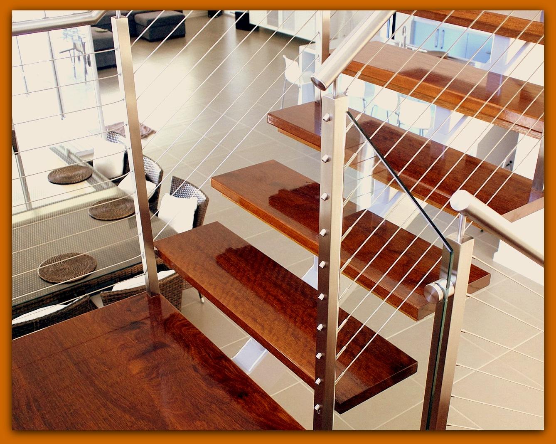 Dise o y decoraci n de la casa la escalera moderna - Escaleras para casas modernas ...
