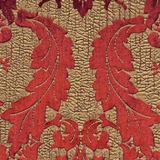 Broadmoor, Wesco Fabrics, panne velvet, metallic print