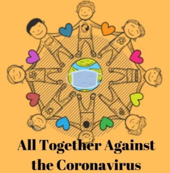 All together against the Coronovirus