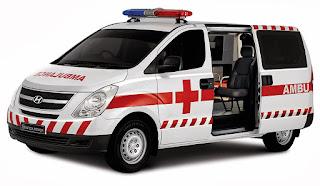 Layanan Ambulan Di Banten