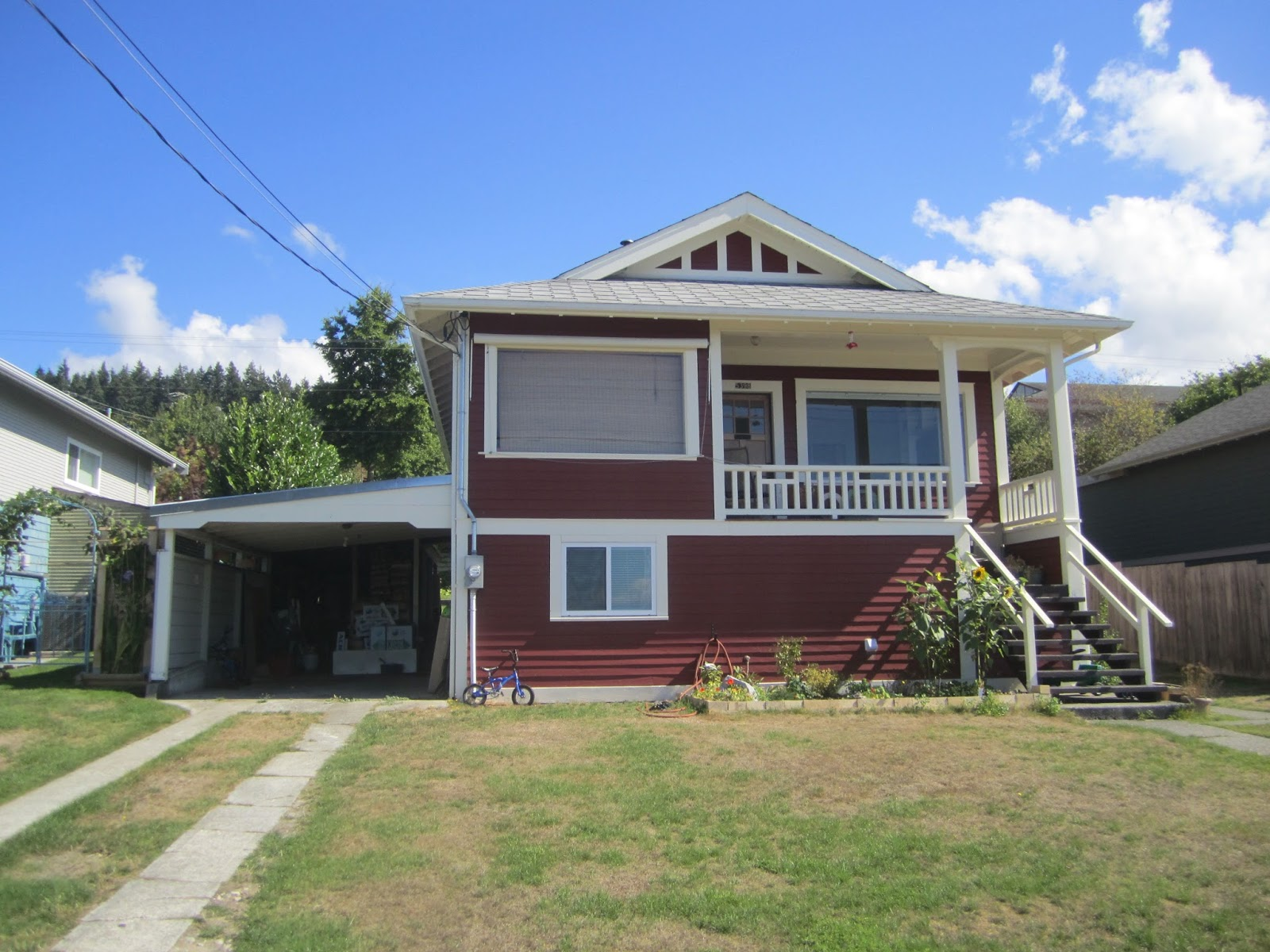 Websit some powell river houses for Powell homes