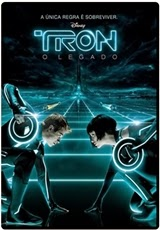 Download Filme Tron O Legado Dublado RMVB + AVI Dual Áudio Torrent BDRip