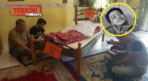 Punca sebenar Aziz Desa meninggal dunia