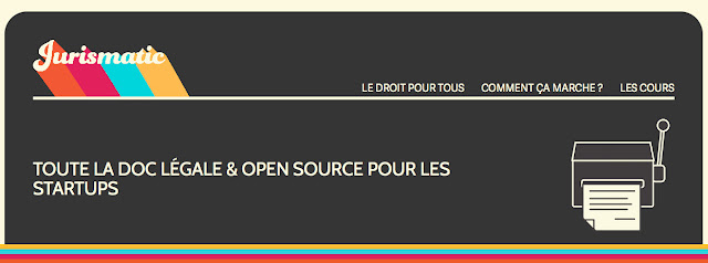 Jurismatic : documents juridiques en open source
