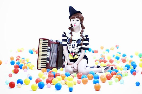Ailee Magazine Concept