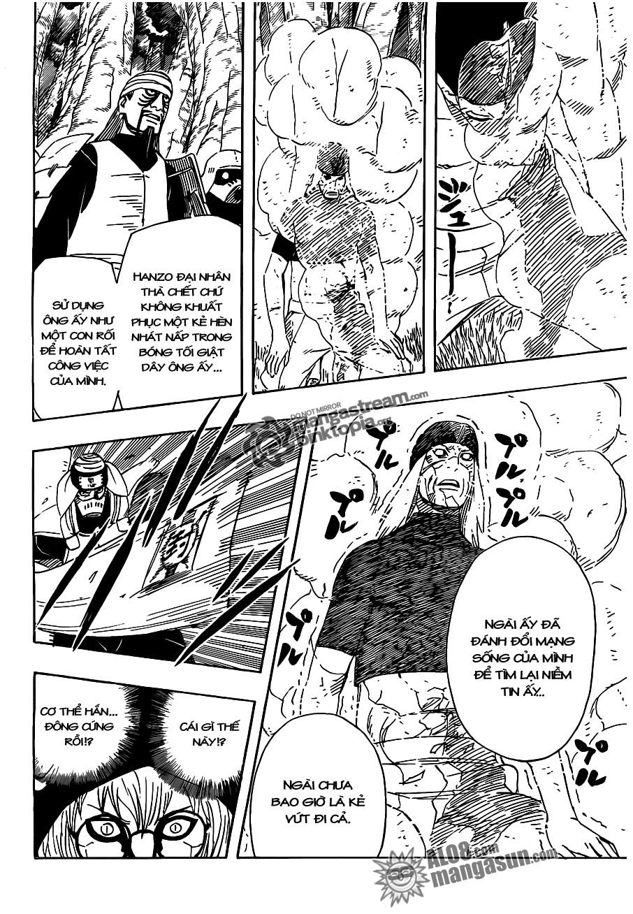 Naruto chap 532 Trang 12 - Mangak.info
