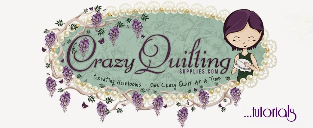 Tutorials - crazyquilter.org