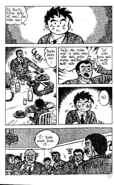 Jindodinho - Đường Dẫn Đến Khung Thành III Tập 26 page 13 Congtruyen24h