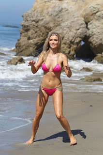 Joanna Krupa, Joanna Krupa bikini, Santa Monica, Santa Monica luxury hotels, Santa Monica luxury travel trip, Santa Monica travel trip, Santa Monica vacation
