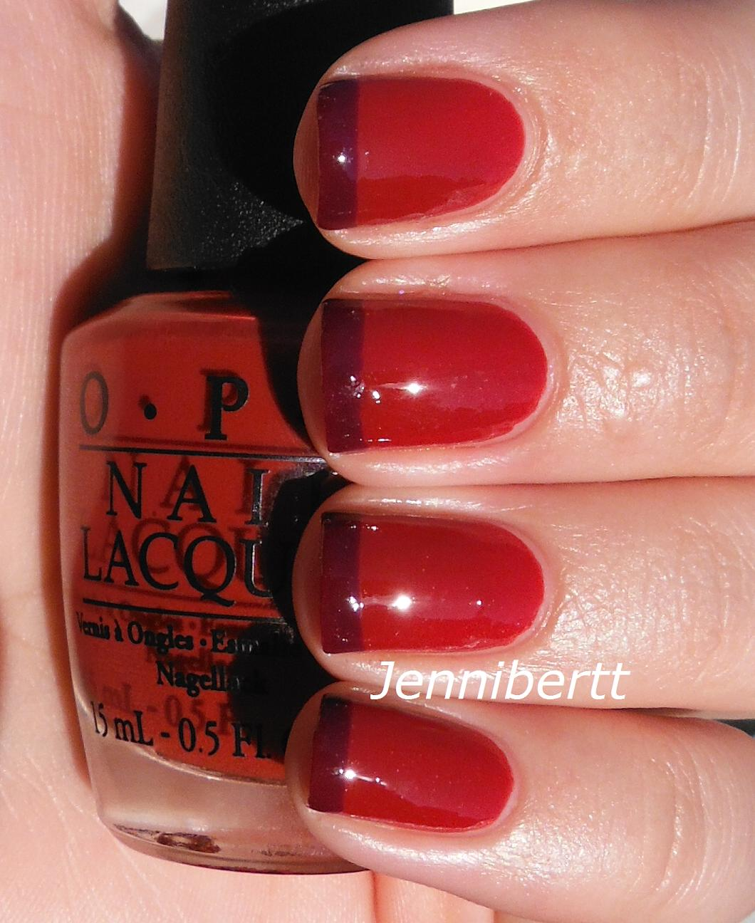 Jennibertt\'s Nails: OPI San Francisco Collection Nail Art