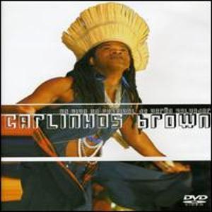 """Capa do DVD """"Festival de Verão de Salvador"""", lançado por Carlinhos Brown em 2006."""