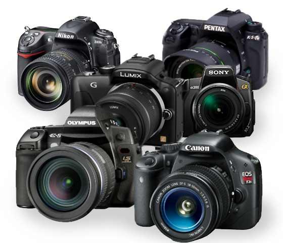 Daftrar Harga Kamera SLR/ DSLR Terbaru Update Juni 2013