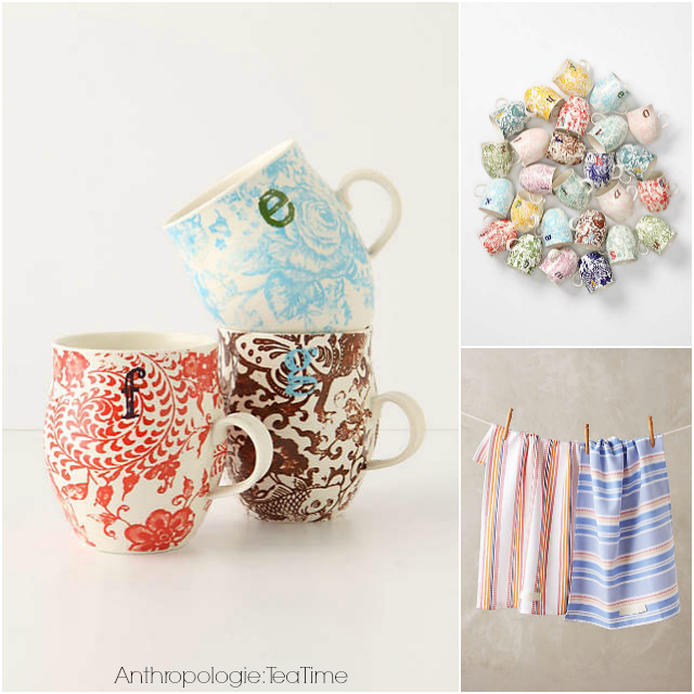 DIY: Anthro Inspired Hostess Gifts