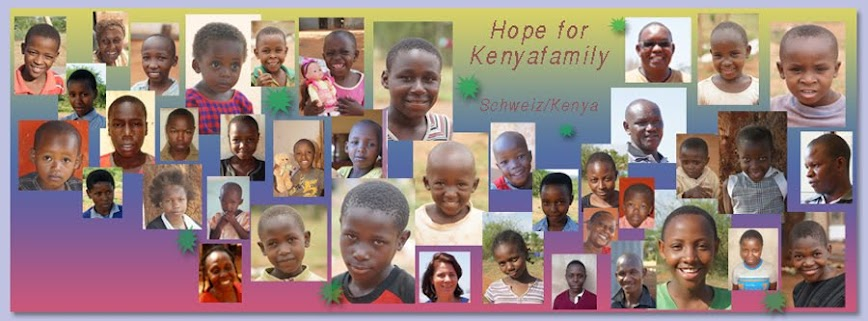 Hope for Kenyafamily