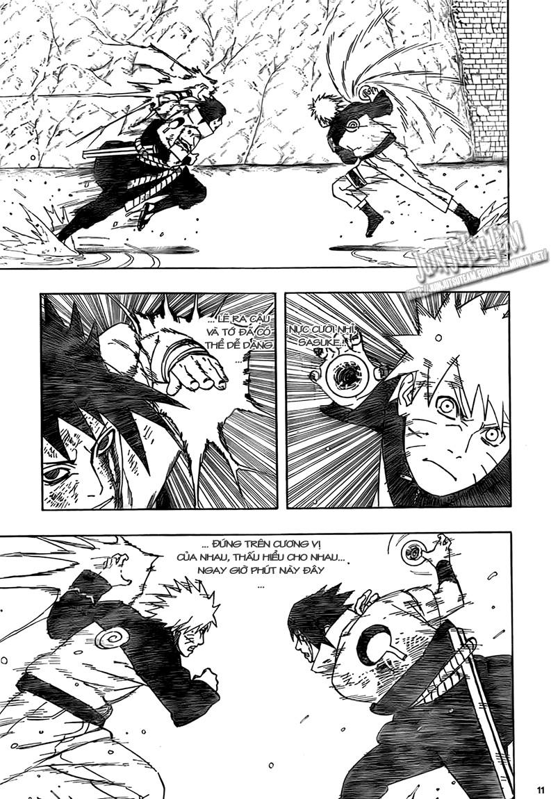 Naruto chap 485 Trang 11 - Mangak.info