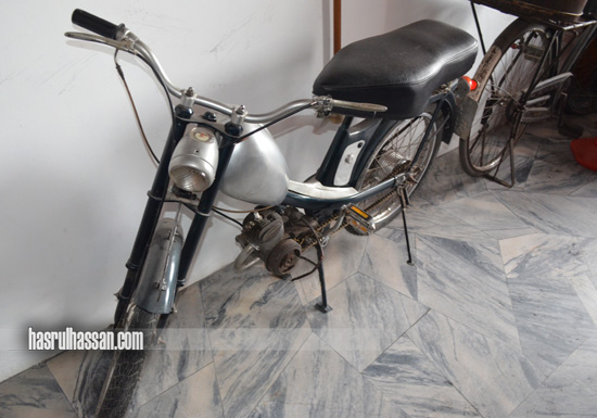 Motosikal Antik Heritage House Muzium Gopeng